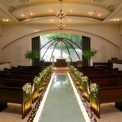 アニエス郡山の森の教会