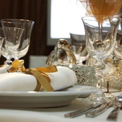 結婚式のテーブルコーディネート