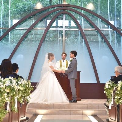 アニエス郡山で挙げる結婚式