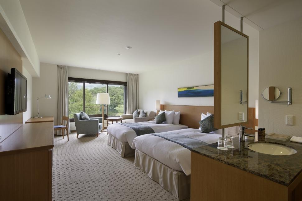 裏磐梯高原ホテルの宿泊施設