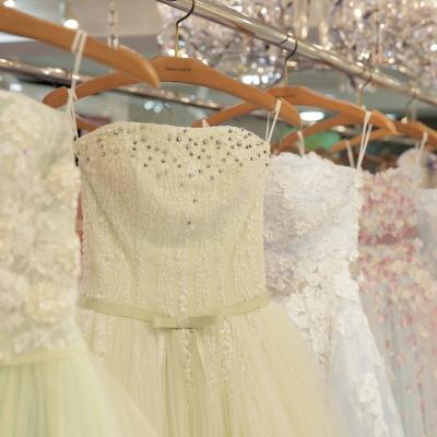 ドレスショップイノセントリ―のドレス